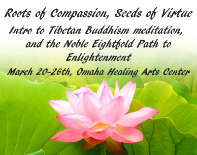 Roots of Compassion, Seeds of Virtue slide